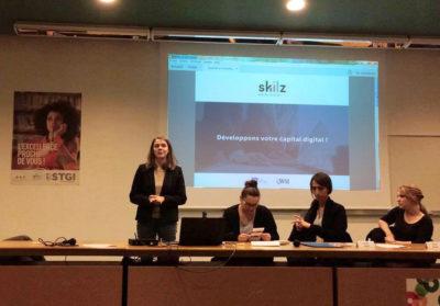 Sarah Lischetti – Journée e-commerce Montbéliard