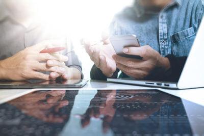 Développement de site internet mobile - Agence web Franche-Comté