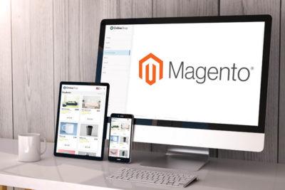 Création de site e-commerce Magento 2